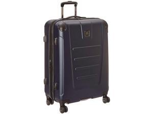 """Kenneth Cole Reaction Get Away 25"""" Wide Body Spinner Upright - Navy"""