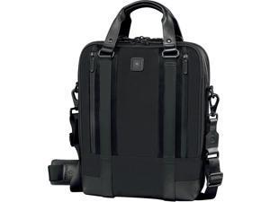"Victorinox Lexicon Professional Division 13"" Vertical Laptop Brief Black"