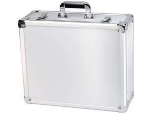 """TZ Case Executive 18"""" Packaging Case - Silver"""