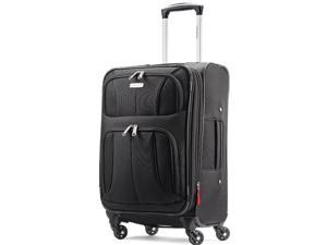 "Aspire XLite 20"" Spinner Carry On - Black"