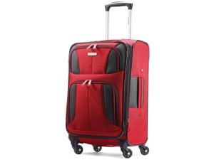 "Aspire XLite 20"" Spinner Carry On - Red"