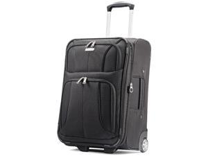 "Aspire XLite 21.5"" 2-Wheel Upright Carry On - Black"