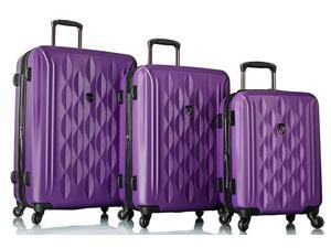 Scala 3 Piece Expandable Spinner Set - Purple