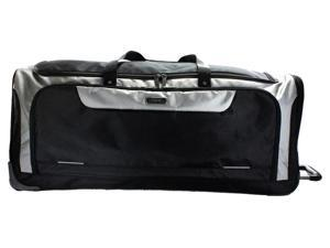 "Reaction 36"" Wheeled Duffel - Black"