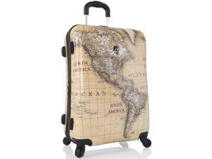 """Classical World 26"""" Expandable Spinner - Sepia"""