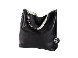 Reversible Hobo - Black/White