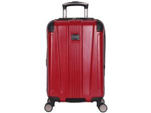 "Jet-Setter 20"" Polycarbonate Expandable Carry On - Red"