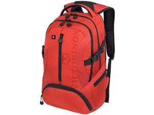"VX Sport Scout 16"" Utility Laptop Backpack - Red"