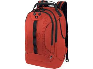 "VX Sport Trooper 16"" Deluxe Laptop Backpack - Red"