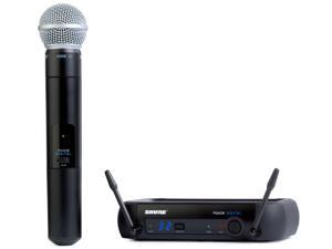 Shure PGXD24/SM58 Digital Wireless Handheld mic System, Up to 200 ft range