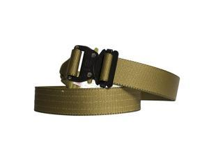 """Fusion Riggers Belt Coyote Brown Medium 33-38""""/1.75"""" Wide"""