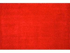 Sands Soft Shag Hot Tamale Red Area Rug (5'X8')