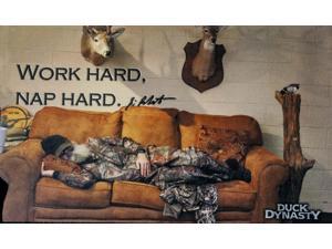 Duck Dynasty Sleepy Si Door Mat (18x30)
