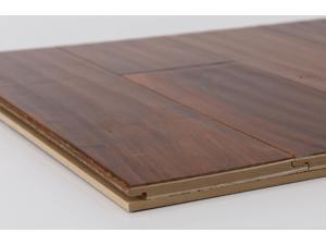 The Michael Anthony Furniture Bremond Acacia Series Rustic Engineered Hardwood Flooring
