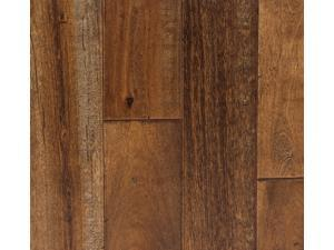 Michael Anthony Furniture Novi Maple Series Distressed Lowland Brown Solid Hardwood Flooring