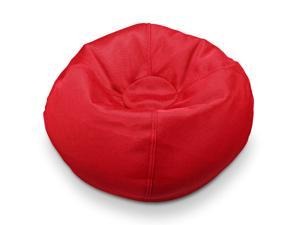Michael Anthony Furniture Mesh Bean Bag Chery Red