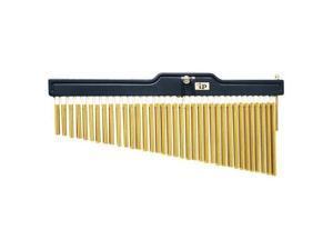 Latin Percussion LP513 Double Row Studio Bar Chimes, 72 Bars