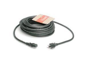 Hosa PWC400 3 Prong IEC AC Power Cord (25 ft)