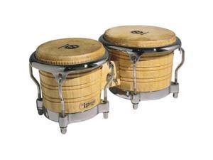 Latin Percussion LP201 Generation II Wood Bongos