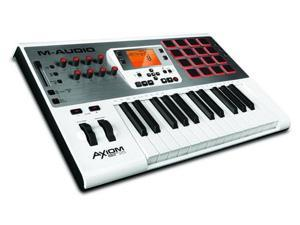 M-Audio Axiom AIR 25  25-Key Premium Keyboard and Pad MIDI Controller