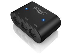 IK Multimedia iRig MIDI 2 Interface for iOS, Mac and PC