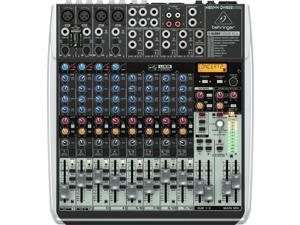 Behringer XENYX QX1622USB Premium 16-Channel 2/2-Bus USB Mixer