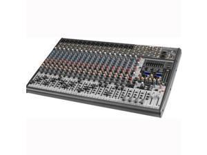 Behringer SX2442FX EuroDesk 24-Channel Analog Mixer