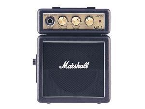 Marshall MS-2 Mini Guitar Amplifier (Black)