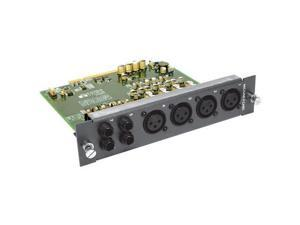 Mackie XB4 Mic Line 4 Digital X Bus Mixer Expansion Board