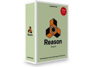 Propellerhead Reason 8 Upgrade