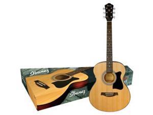 Ibanez IJVC50 JamPack Quickstart Grand Concert Acoustic Guitar Package