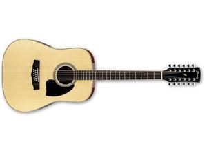 Ibanez PF1512 12-String Acoustic Guitar