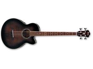 Ibanez AEB10E Acoustic-Electric Bass Guitar (Violin Sunburst)