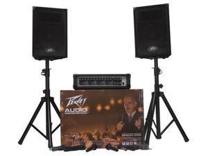 Peavey Audio Performer Pack