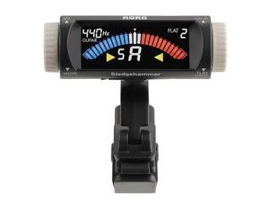 Korg Sledgehammer Clip on Tuner with Color Display