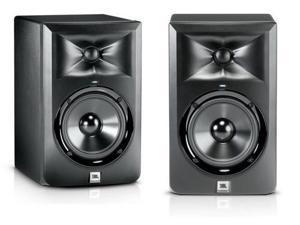 "JBL LSR305 Two-Way Powered 5"" Studio Monitors (Pair)"
