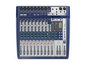 Soundcraft Signature 12 - 12 Channel Mixer