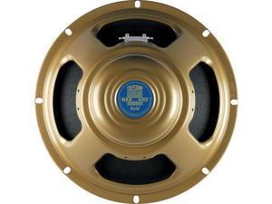 "Celestion Alnico G10 Gold 10"" Guitar Speaker (8 Ohm)"
