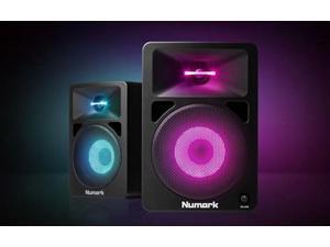 Numark N-Wave 580L Desktop DJ Monitoring System (Pair)