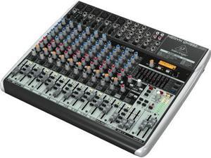 Behringer XENYX QX1832USB Premium 18-Channel 3/2 Bus USB Mixer