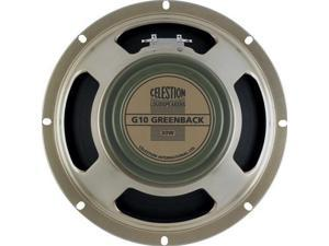 "Celestion G10 Greenback 10"" Guitar Speaker (8 Ohm)"