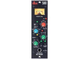 dbx 500 Series 580 Mic Preamp