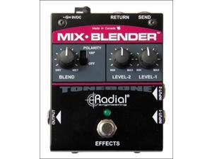 Radial Tonebone Mix-Blender Buffer, Mixer & FX Loop