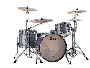 """Ludwig 4-Piece Classic Maple Pro Beat 24 Shell Pack w/ 24"""" Bass Drum (Sky Blue Pearl)"""