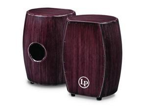 Latin Percussion LP Matador Stave Tumba Cajon (Rustic Brown)