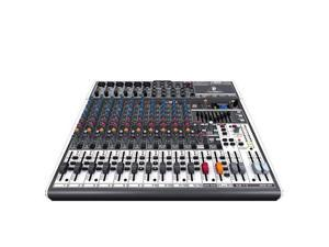 Behringer XENYX X1832USB 3/2 Bus Mixer with Preamp and Compressor