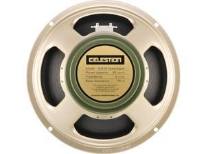 "Celestion G12M Greenback 12"" Guitar Speaker (16 Ohm)"