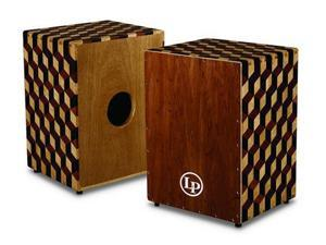 Latin Percussion Peruvian Solid Wood Brick Cajon