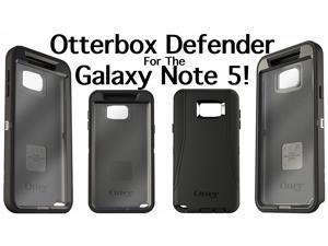 Otterbox Defender Black Samsung Galaxy Note 5