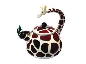 Giraffe Whistling Tea Kettle